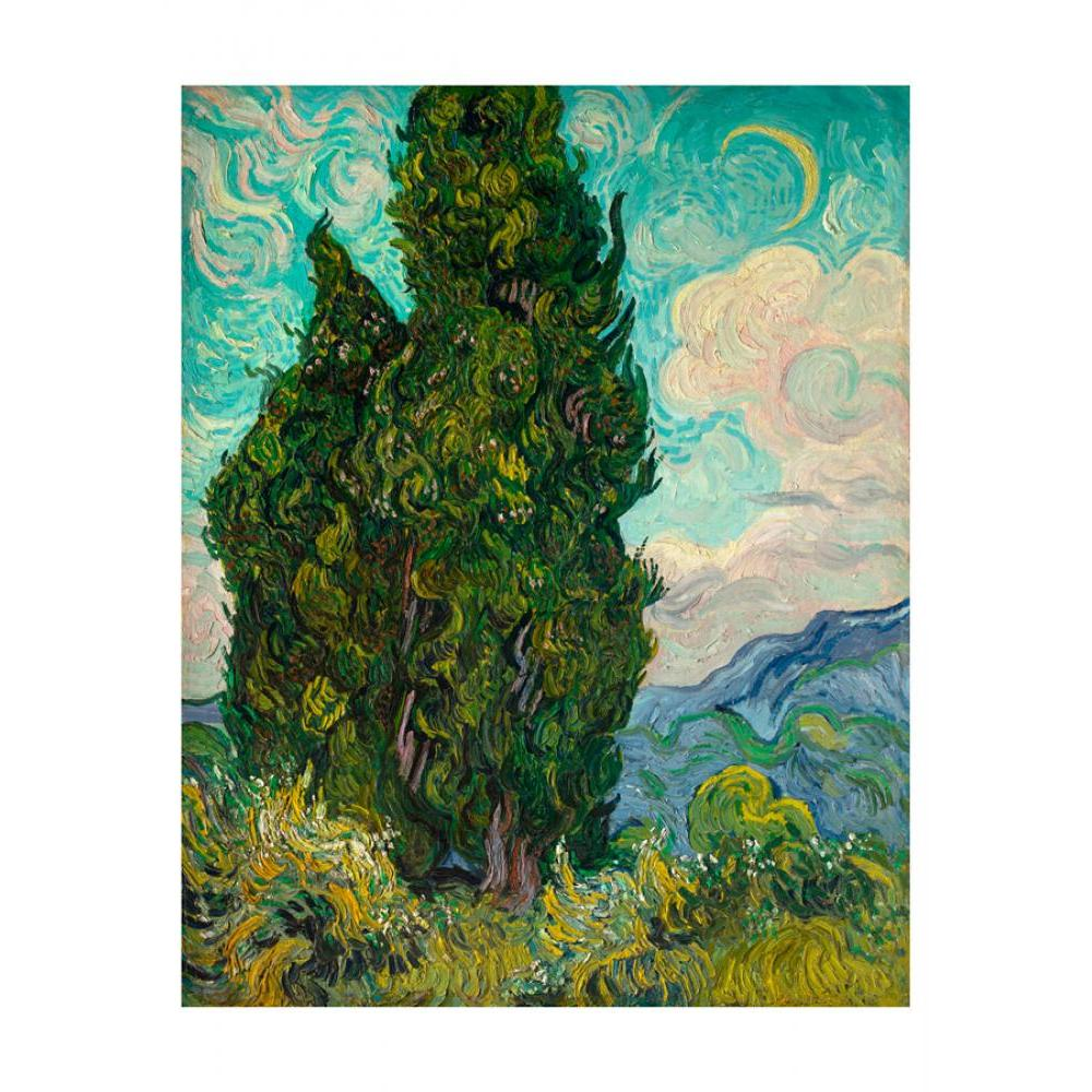 Any Occasion - Vincent Van Gogh: Crypresses