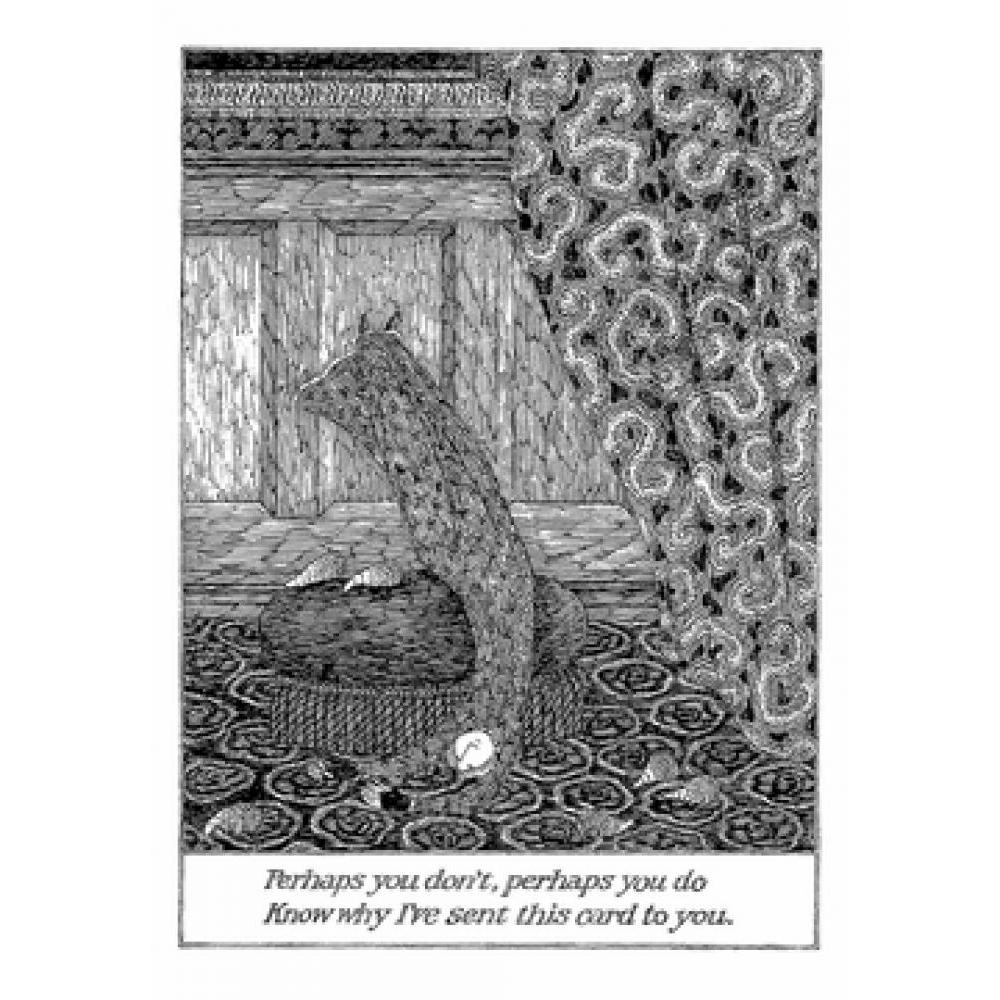 Any Occasion - Edward Gorey - Perhaps You Don\'t