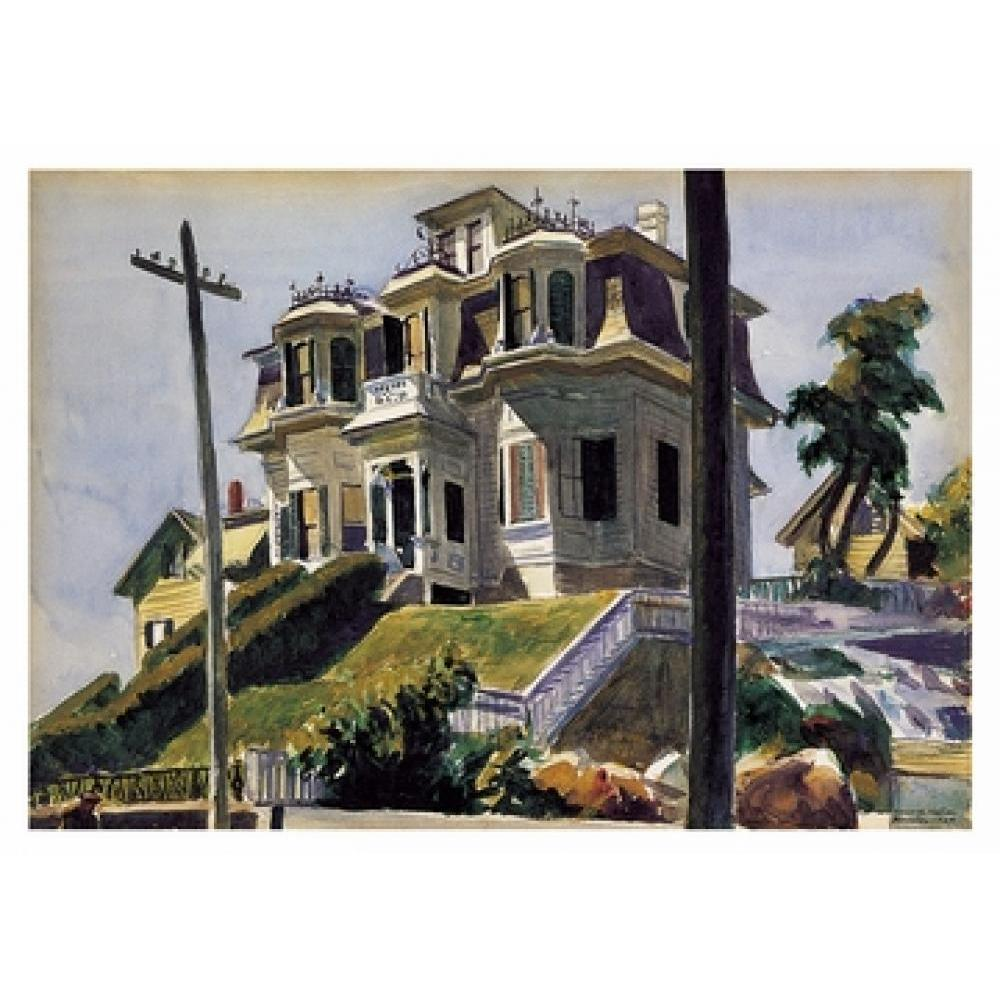 Postcard - Haskell\'s House