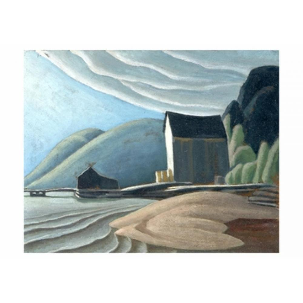 Postcard - The Ice House