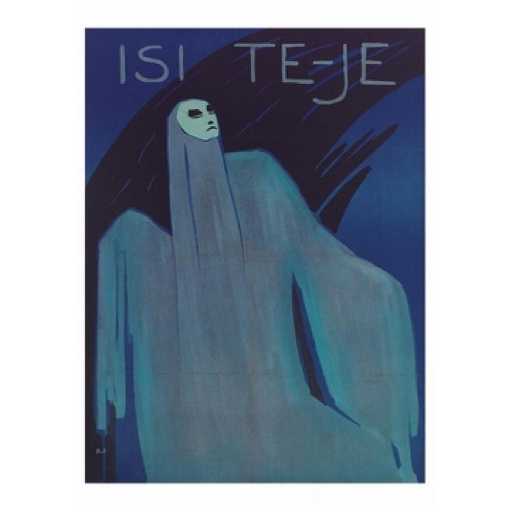 Postcard - Isi Te-je