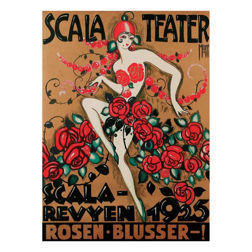 Postcard - Scala-revyen
