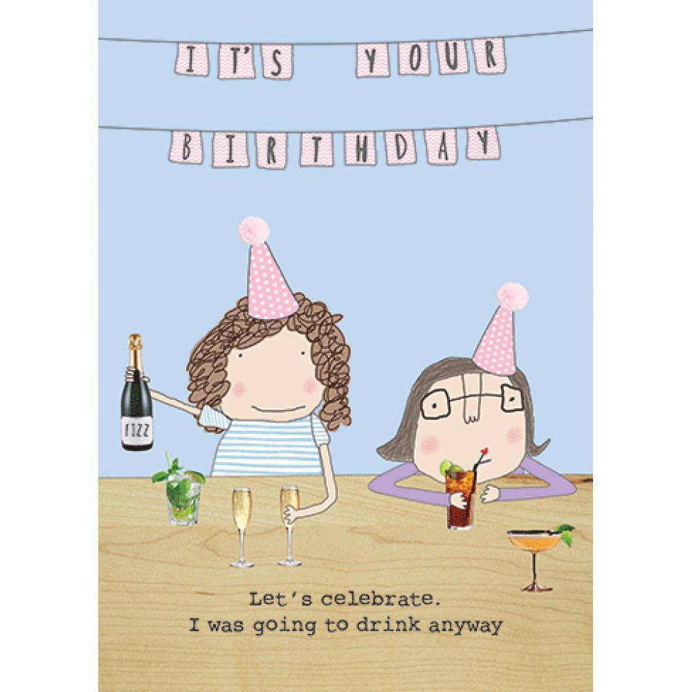 Birthday - Celebrate