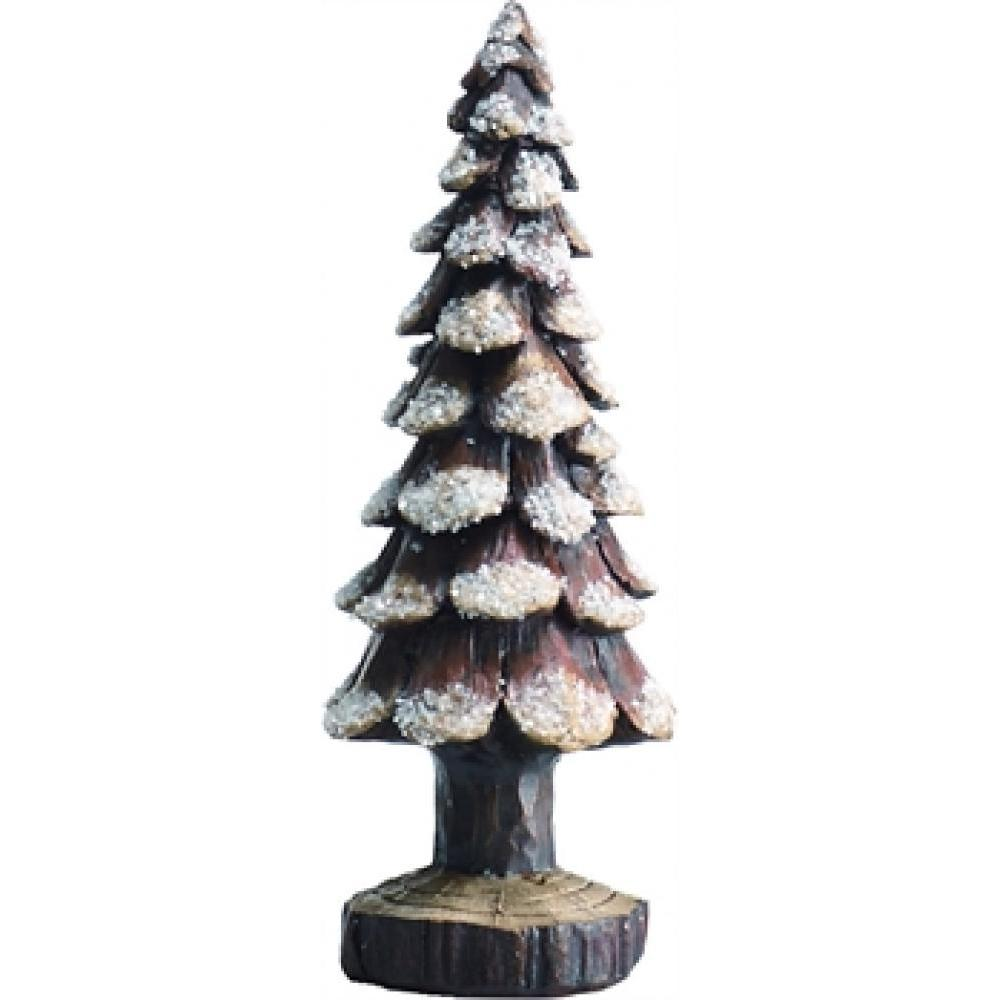 Christmas Decor Pine Cone Tree Sm