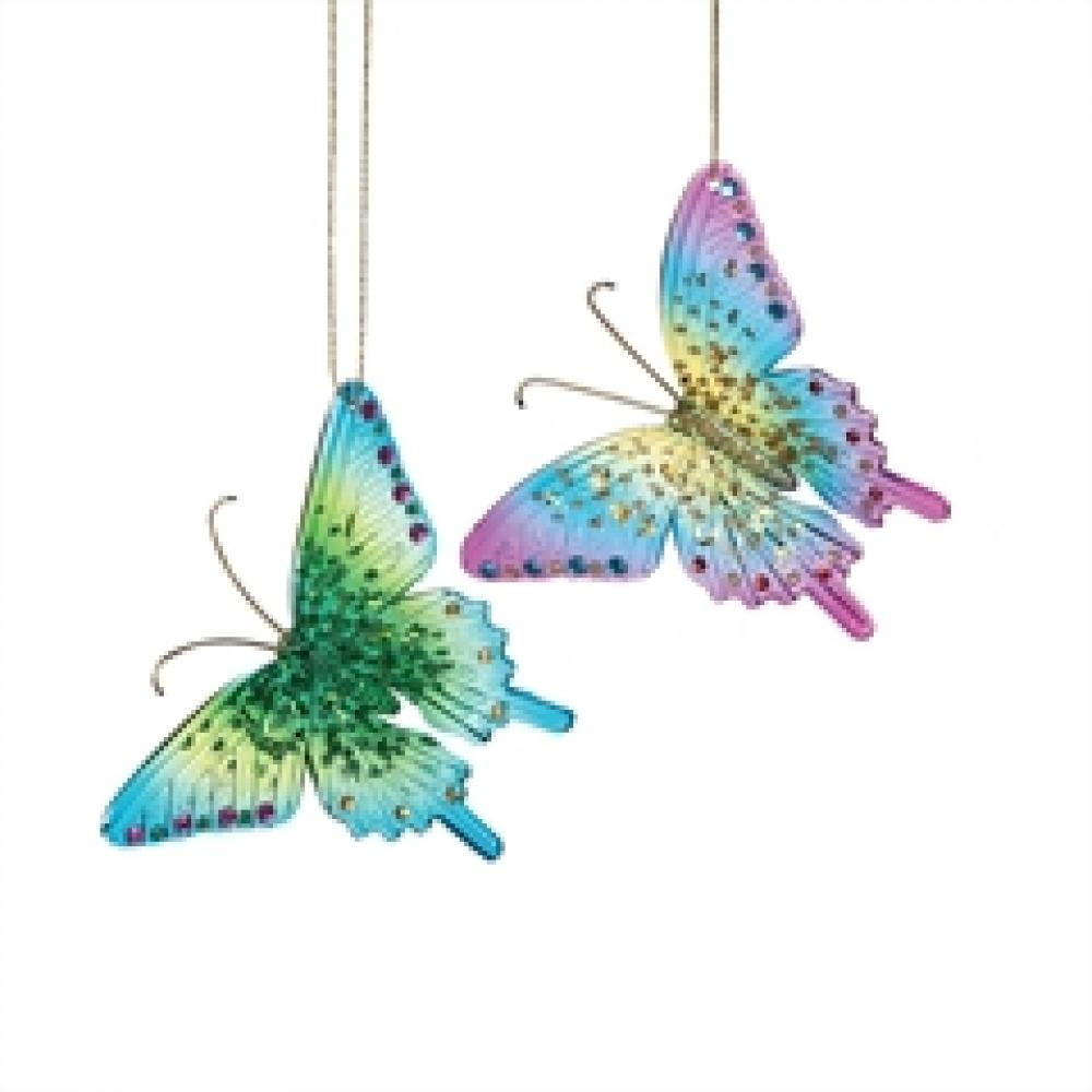 Ornament - Mystical Butterfly
