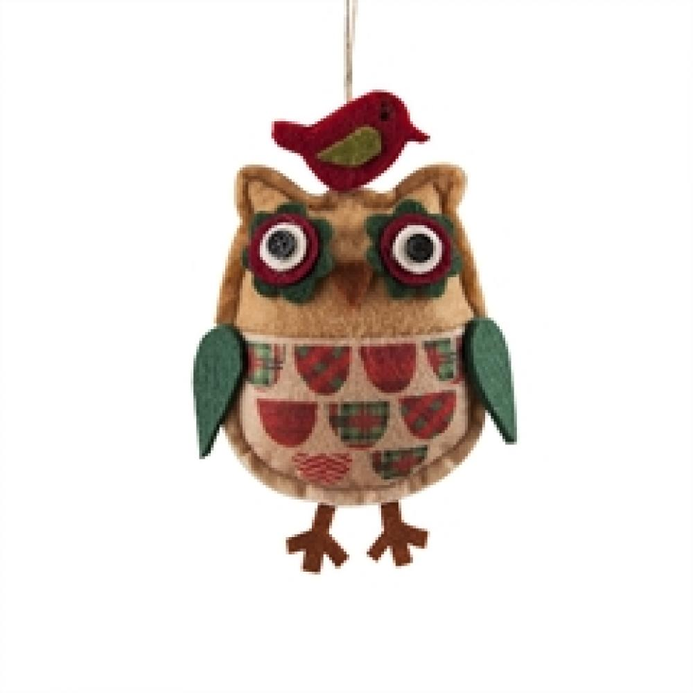 Ornament - Woodsy Owl