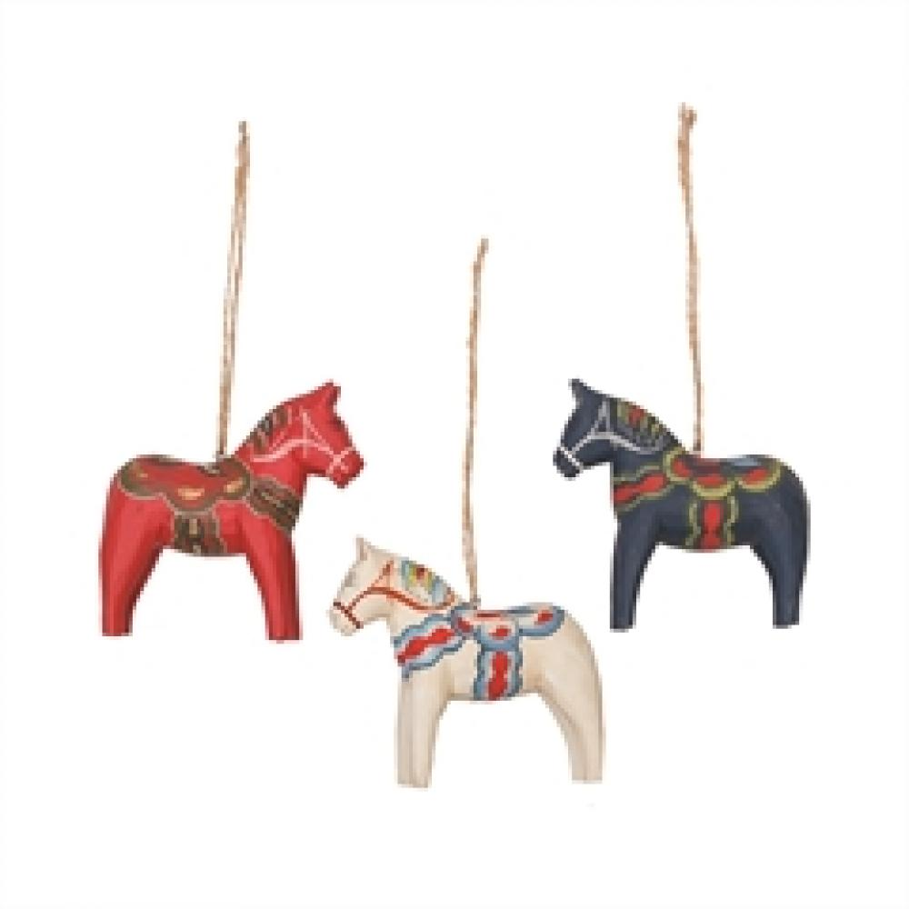 Ornament - Handmade Daia Horse