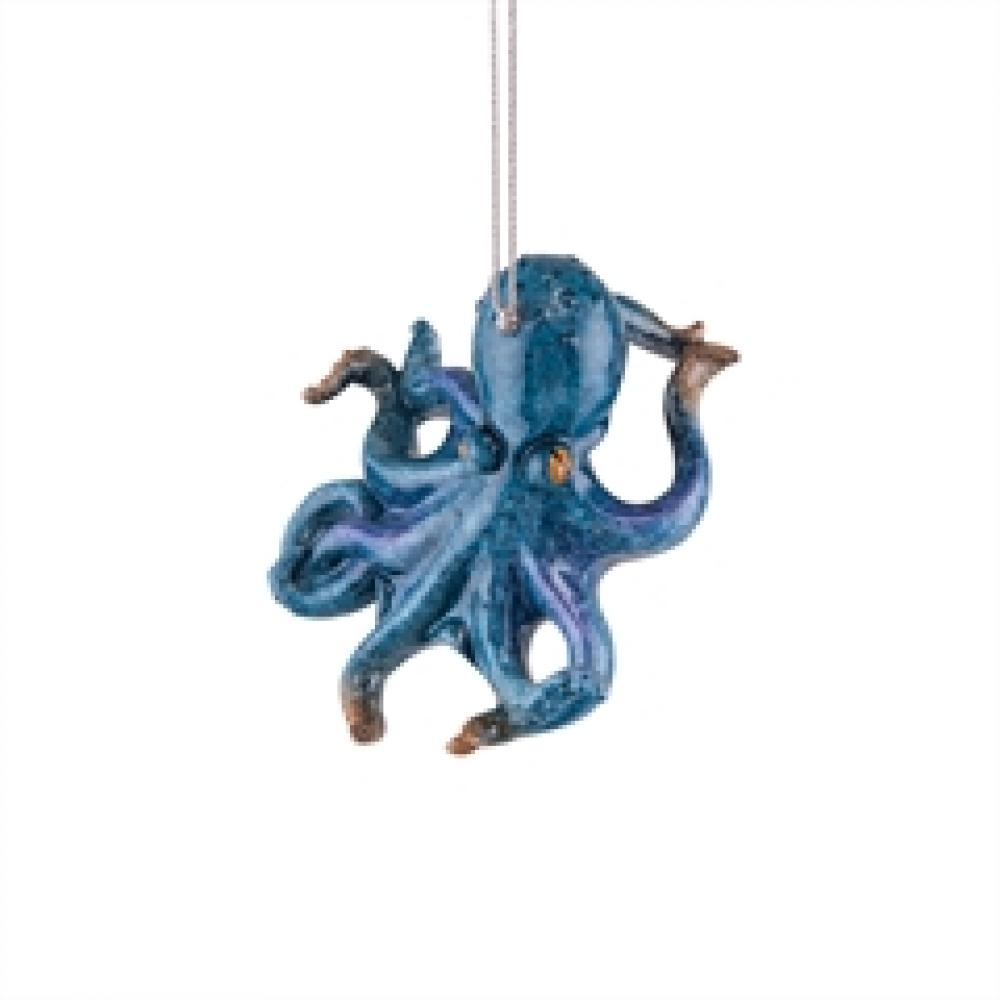 Ornament - Cozumel Reef - Octopus