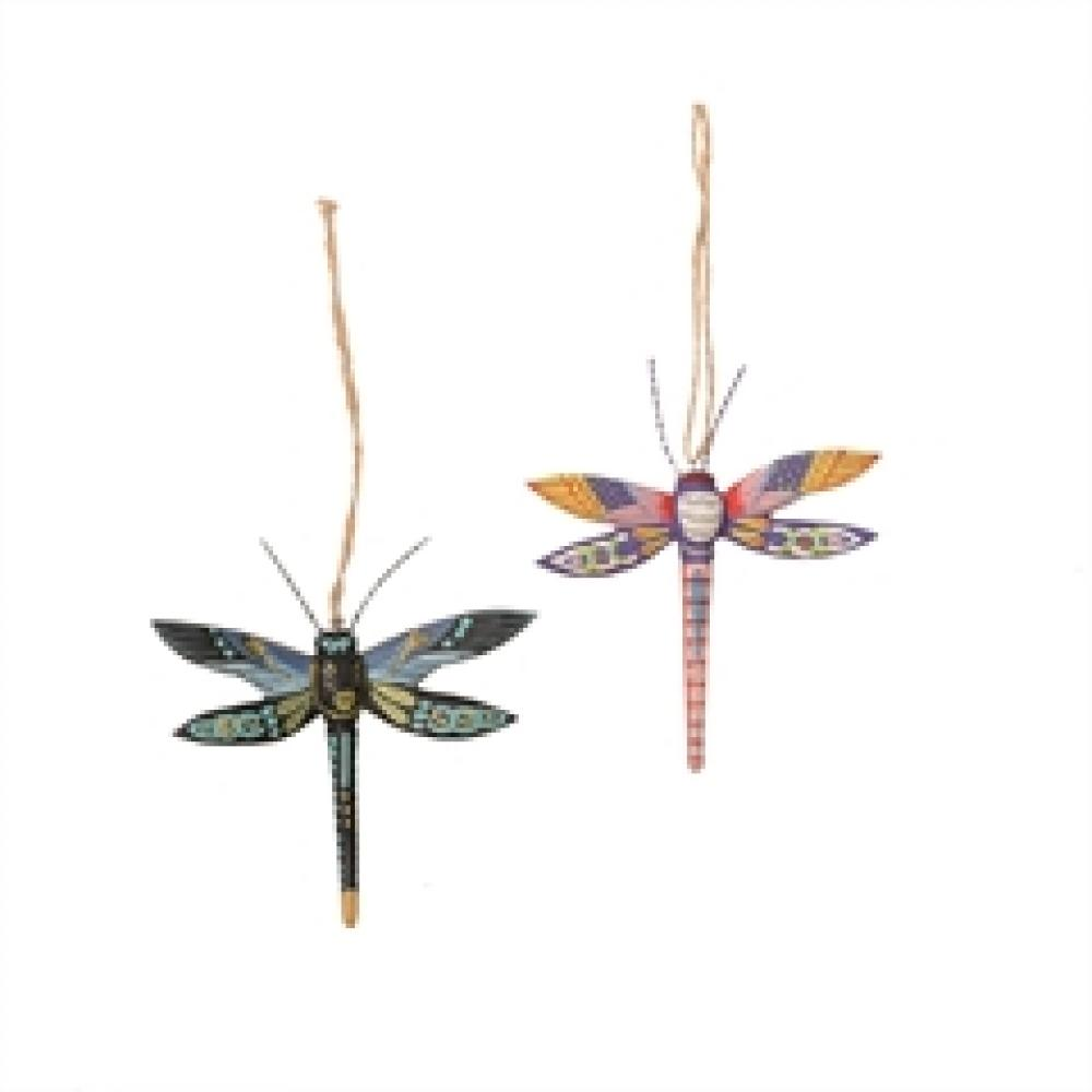 Ornament - Handmade Dragonfly