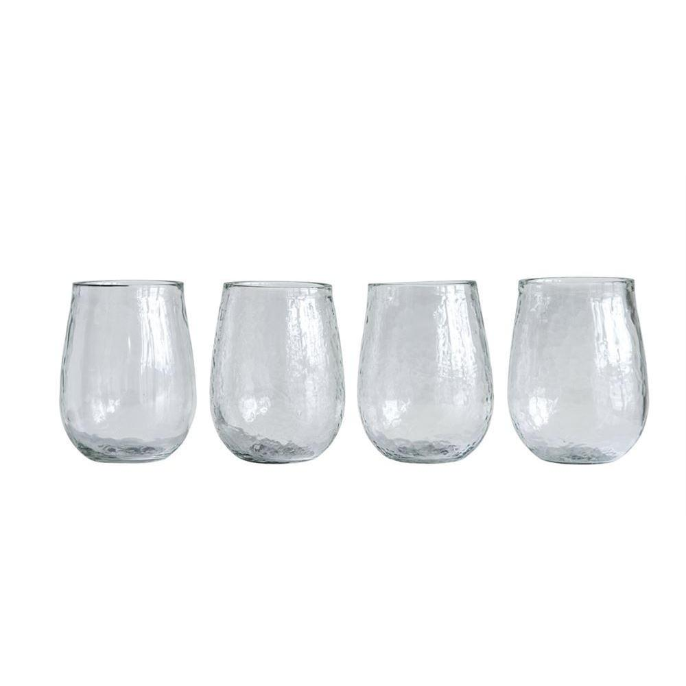 Stemless Wine Glass - Recycled