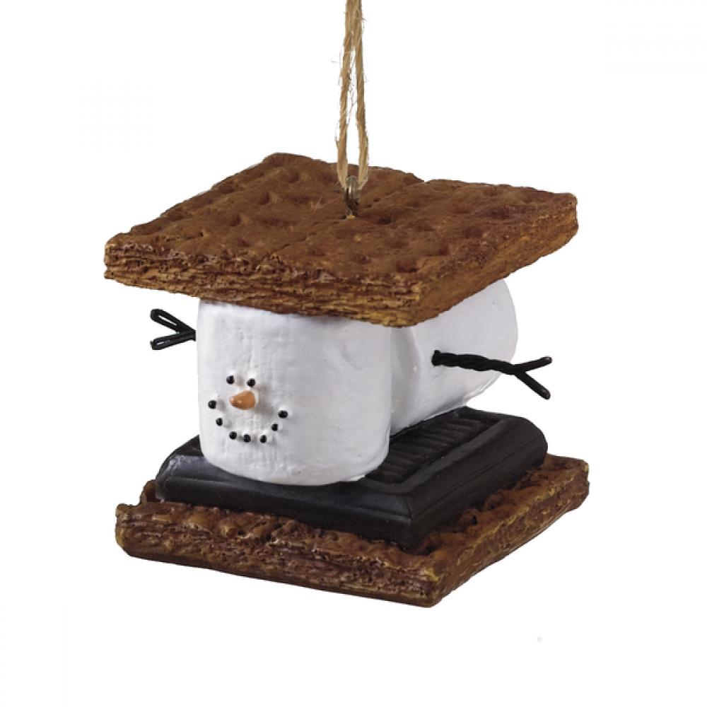 Ornament - Smores Sandwich