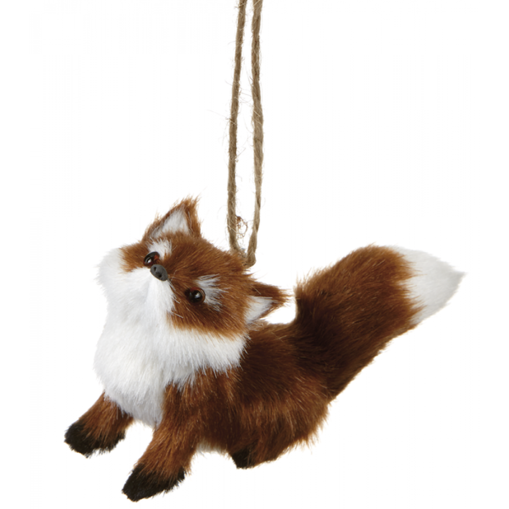 Ornament - Sitting Fox