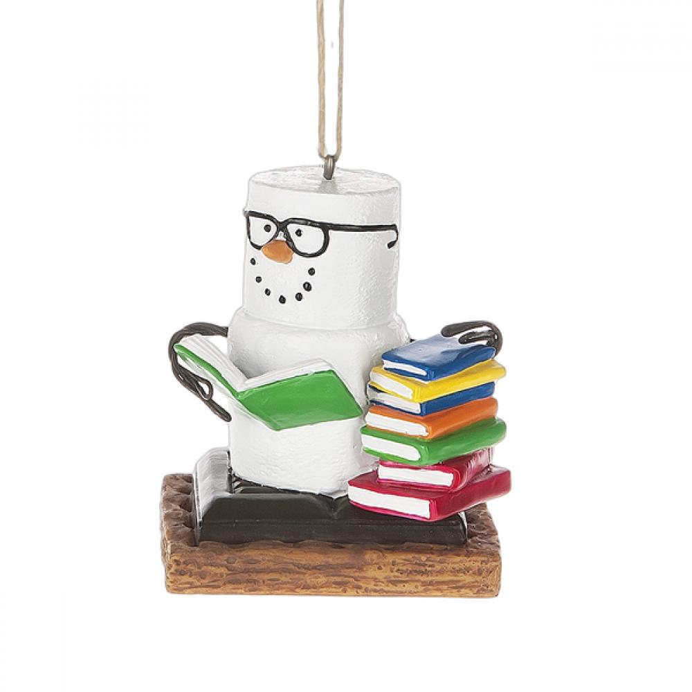 Ornament - Smores Book Club