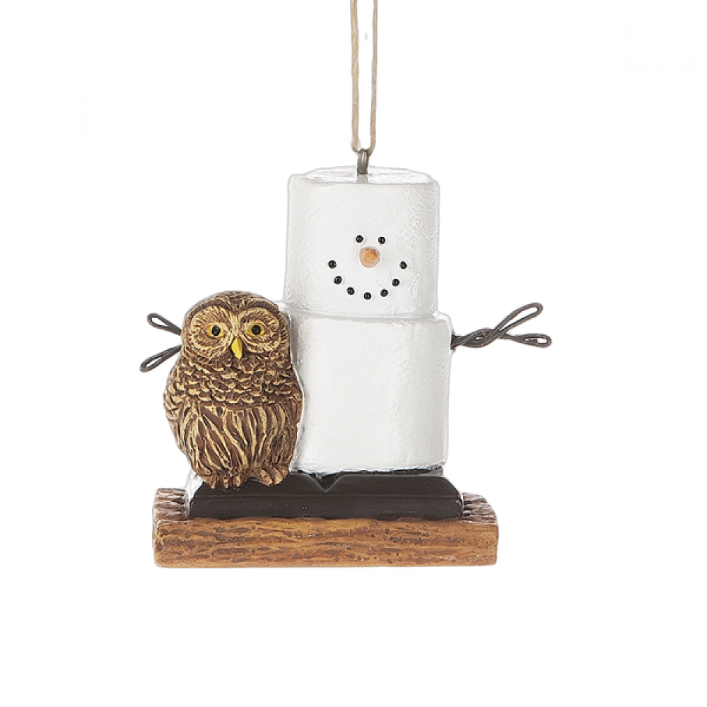 Ornament - Smores Owl