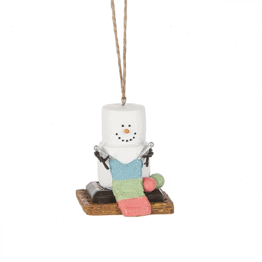 Ornament - Smores Knitting