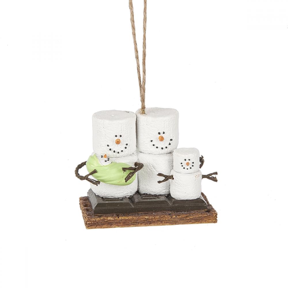 Ornament - Smores Family