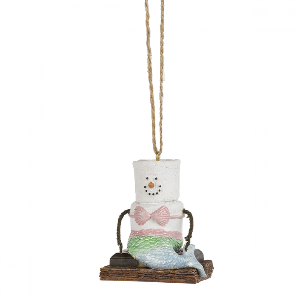 Ornament - Smores Mermaid