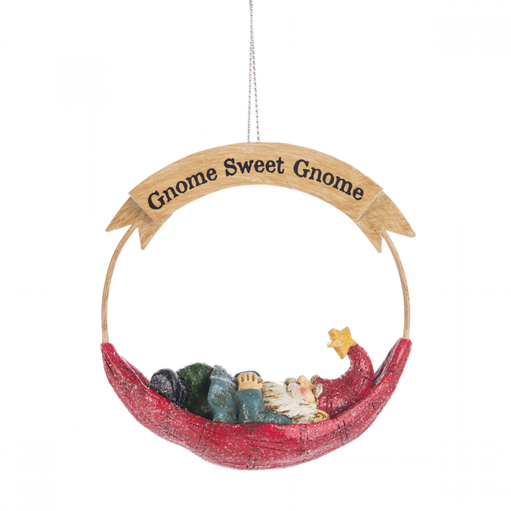 Ornament - Gnome Sweet Gnome