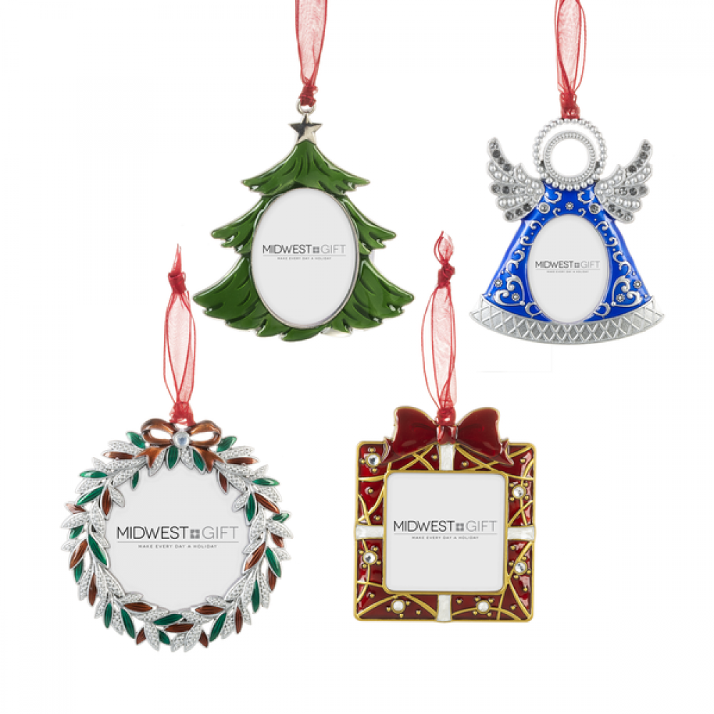 Ornament - Holiday Frame