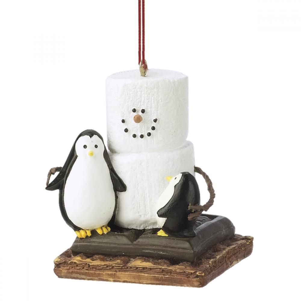 Ornament - Smores Penguins