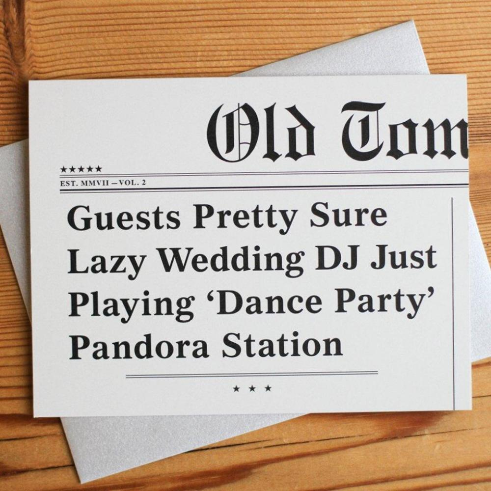 Wedding - Pandora Station