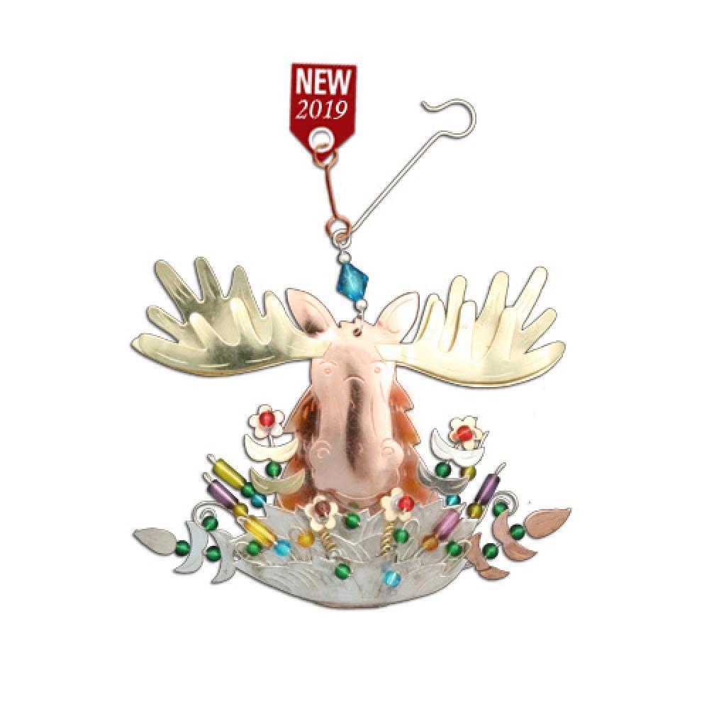 Ornament - Mort The Moose