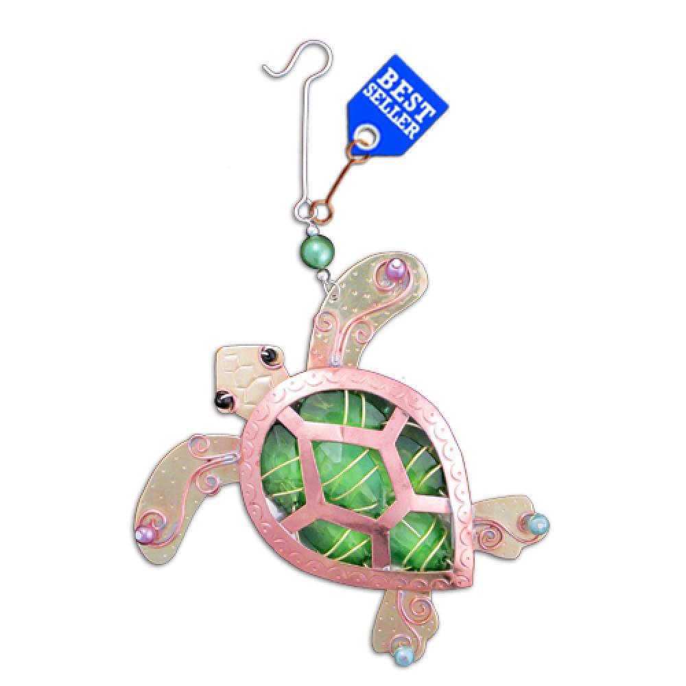 Ornament - Gemma Sea Turtle