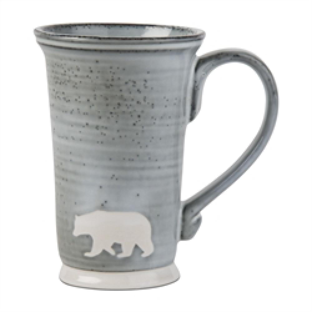 Mug Slate Blue Summit Bear