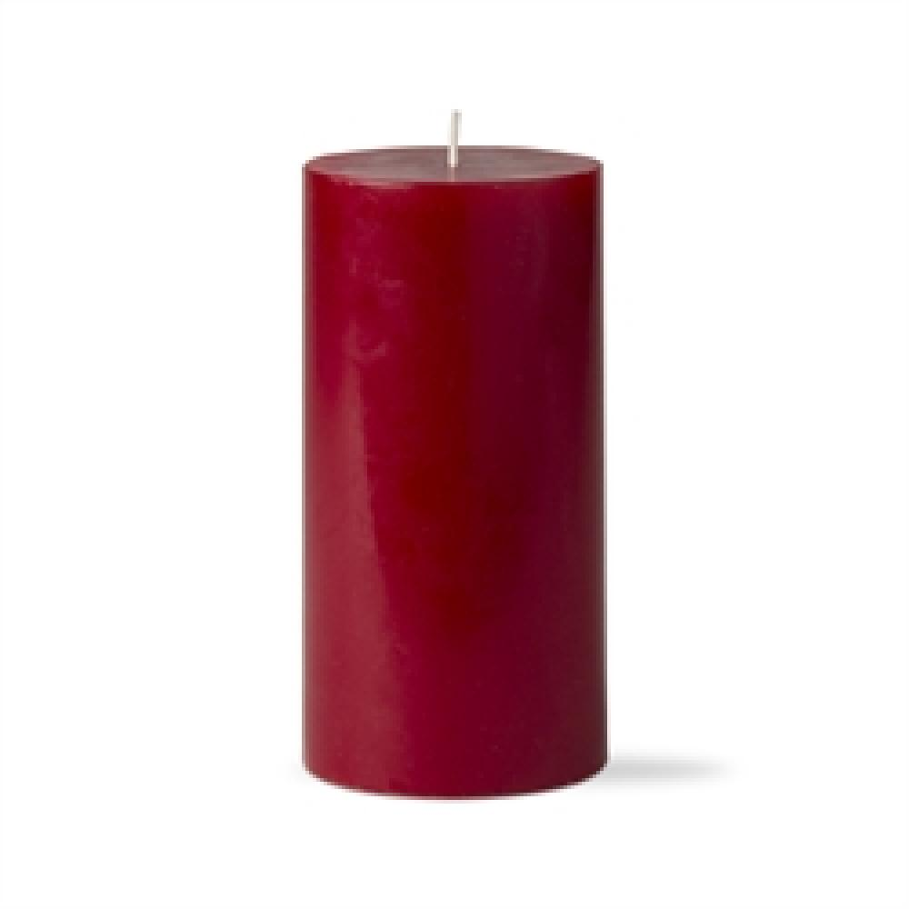 Pillar Candle Cranberry 3x6