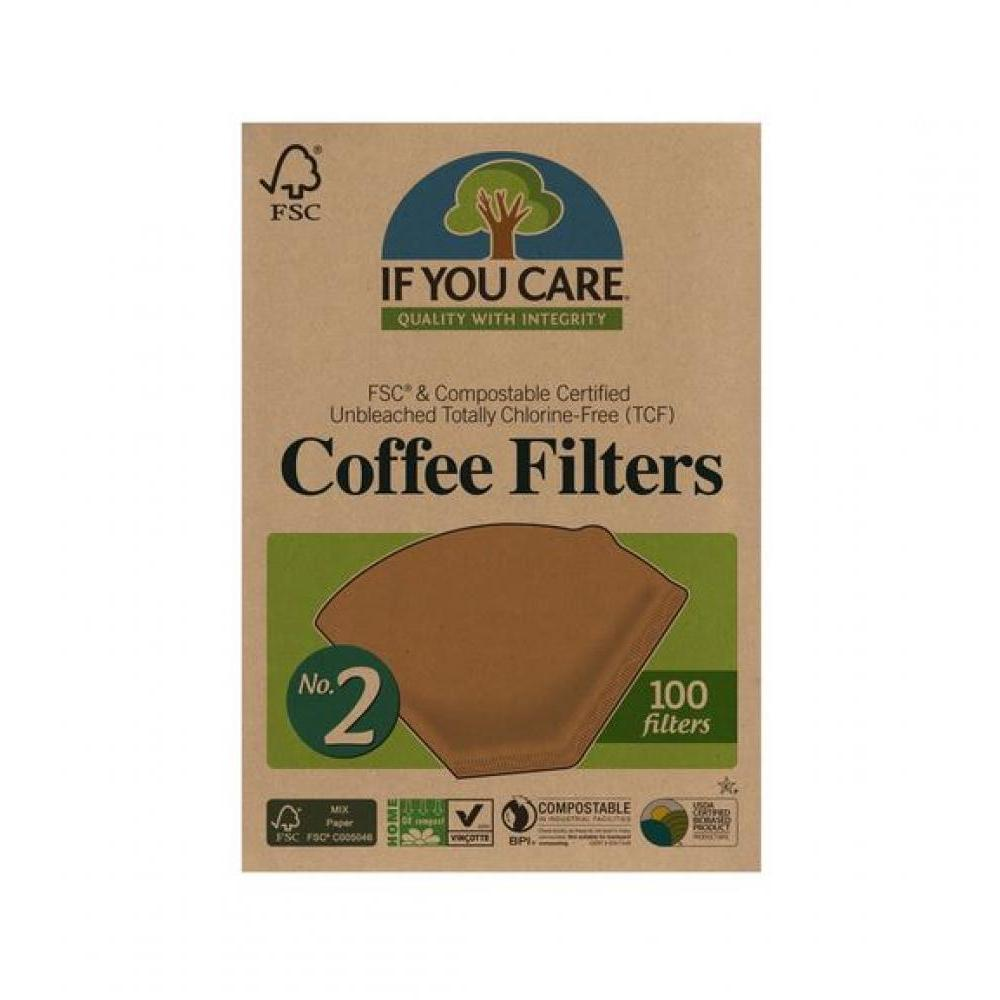 Fsc Certified No. 2 & No. 4 Coffee Filters