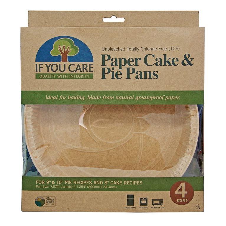 Cake/pie Baking Pans 4 Count