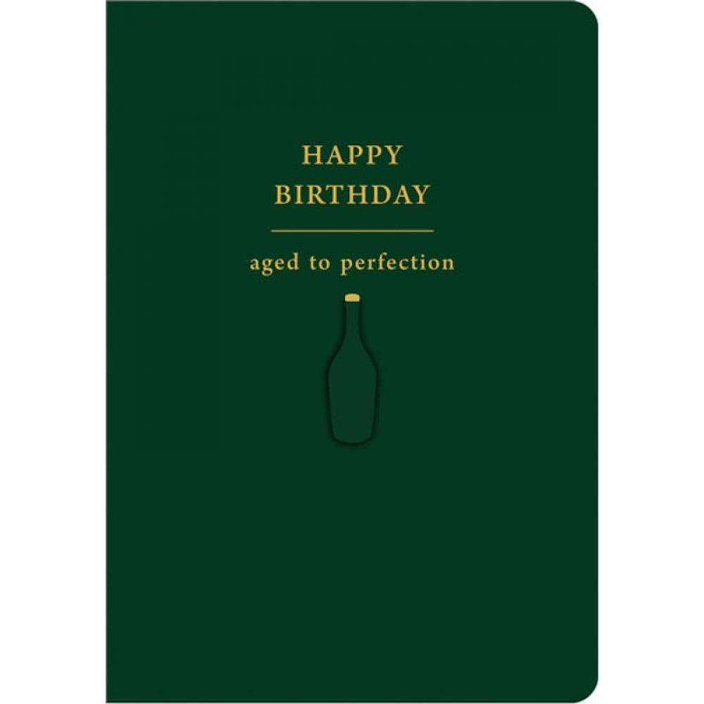 Birthday - Aged To Perfection - The Art File