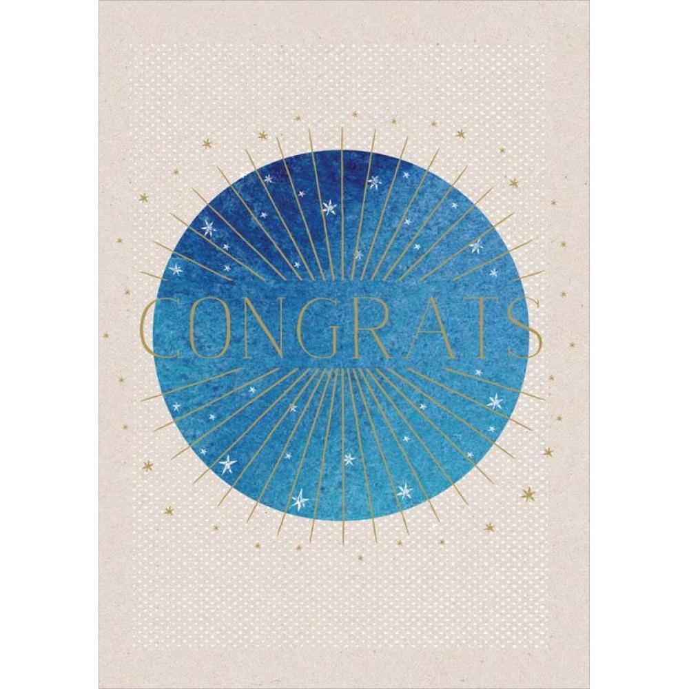 Congrats -  Shining Star - Ling Design