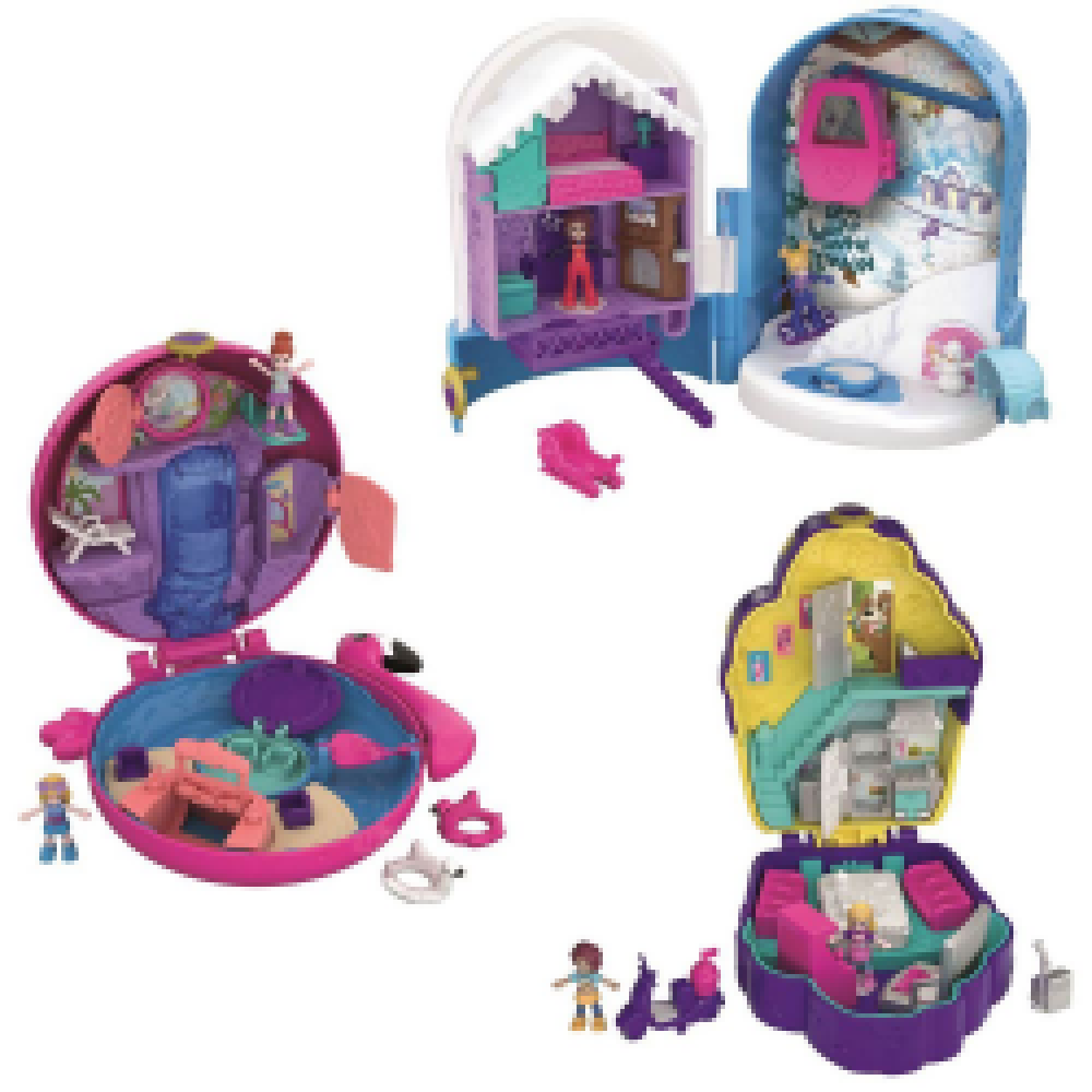 Polly Pocket Big World