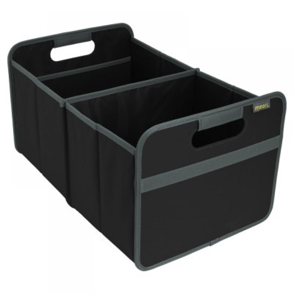 Foldable Box Classic Large Lava Blak Solid