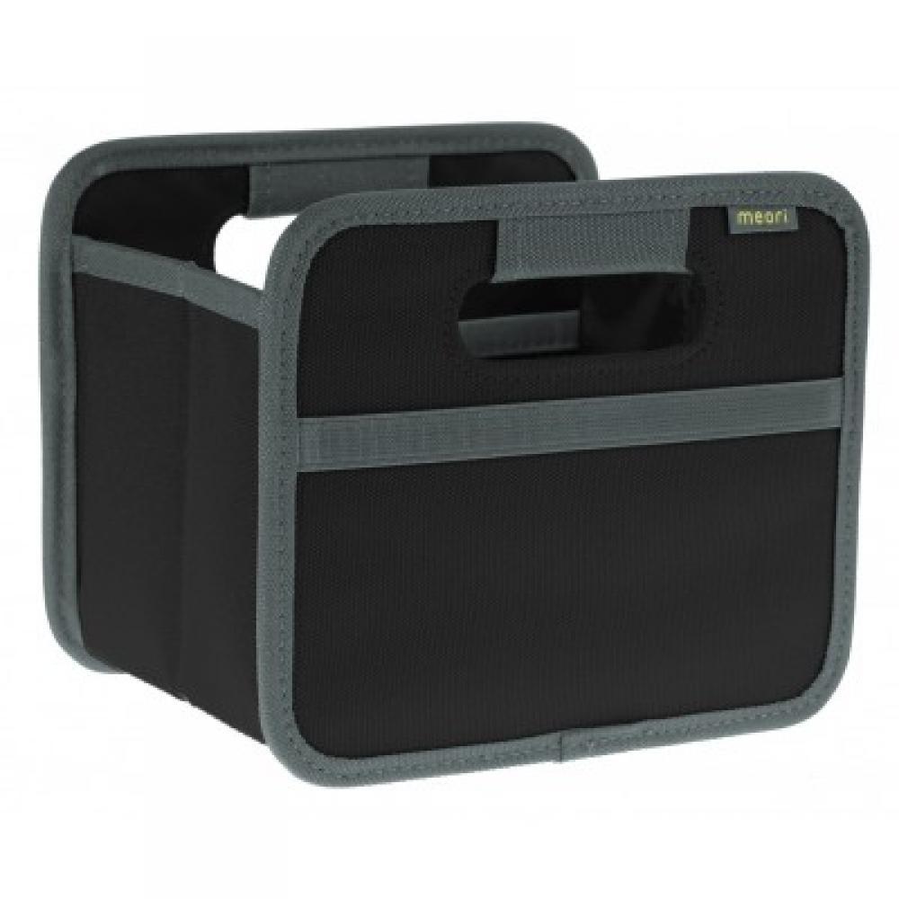 Foldable Box Mini Black Solid