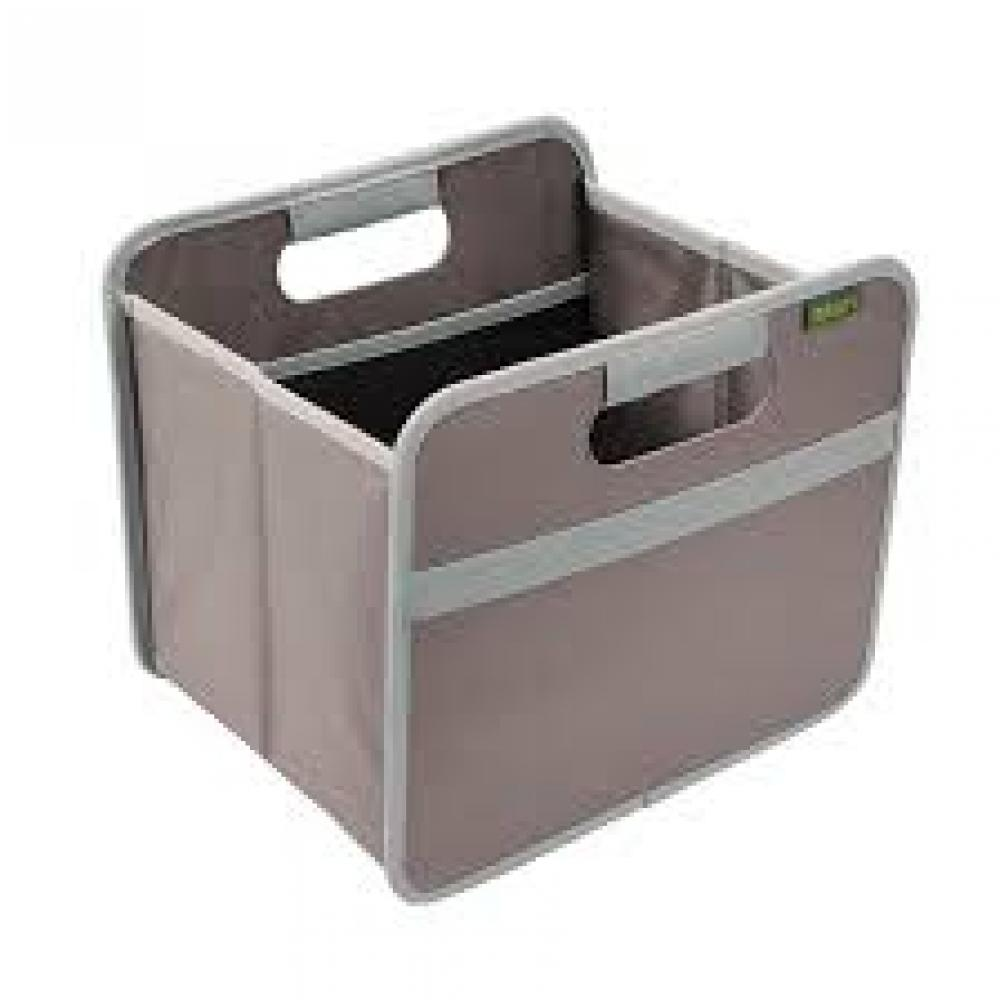 Foldable Box Classic Small Palm Taupe Solid