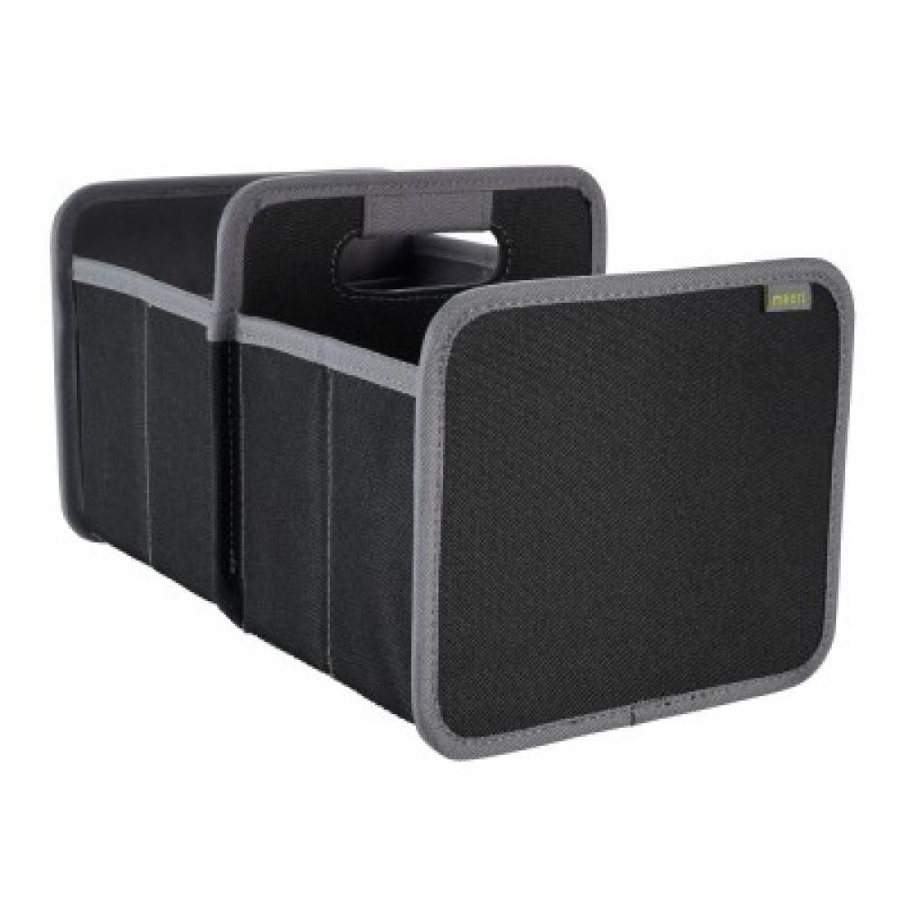 Foldable Box Mini Double Lava Black Fabric Granite Grey Lining