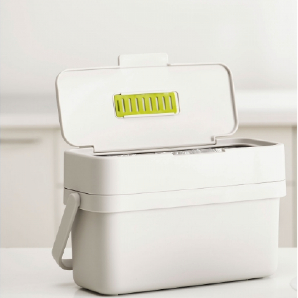 Compo 4 - Easy Fill Food Waste Caddy