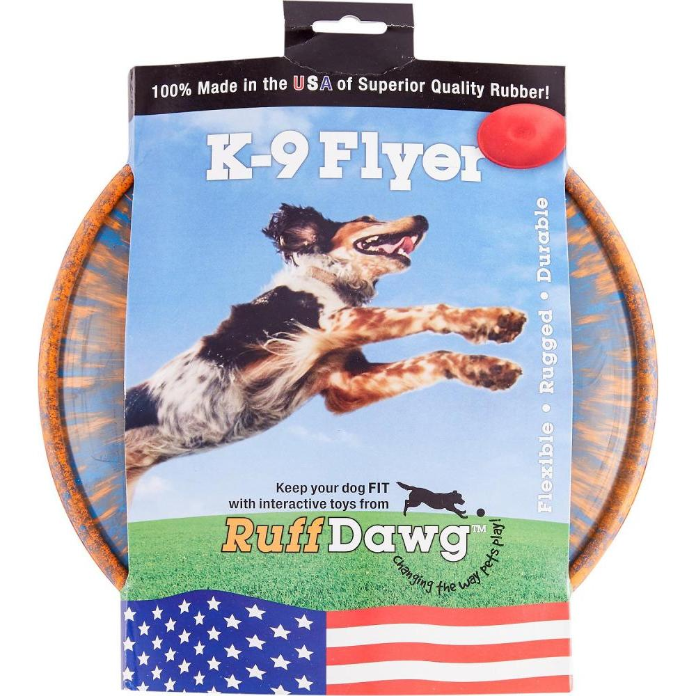 Pet Dot Toy K9 Flyer Assorted Colors