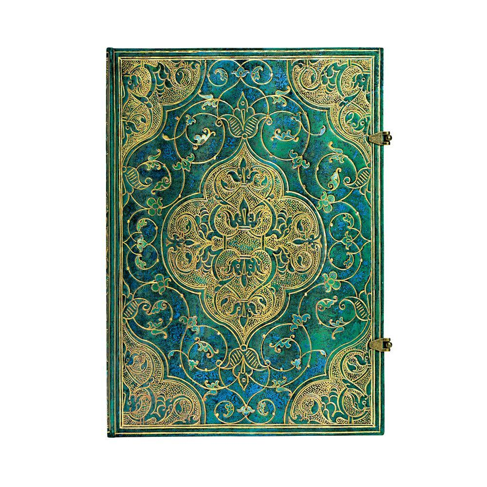 Journal - Mini - Lined - Turquoise Chronicles
