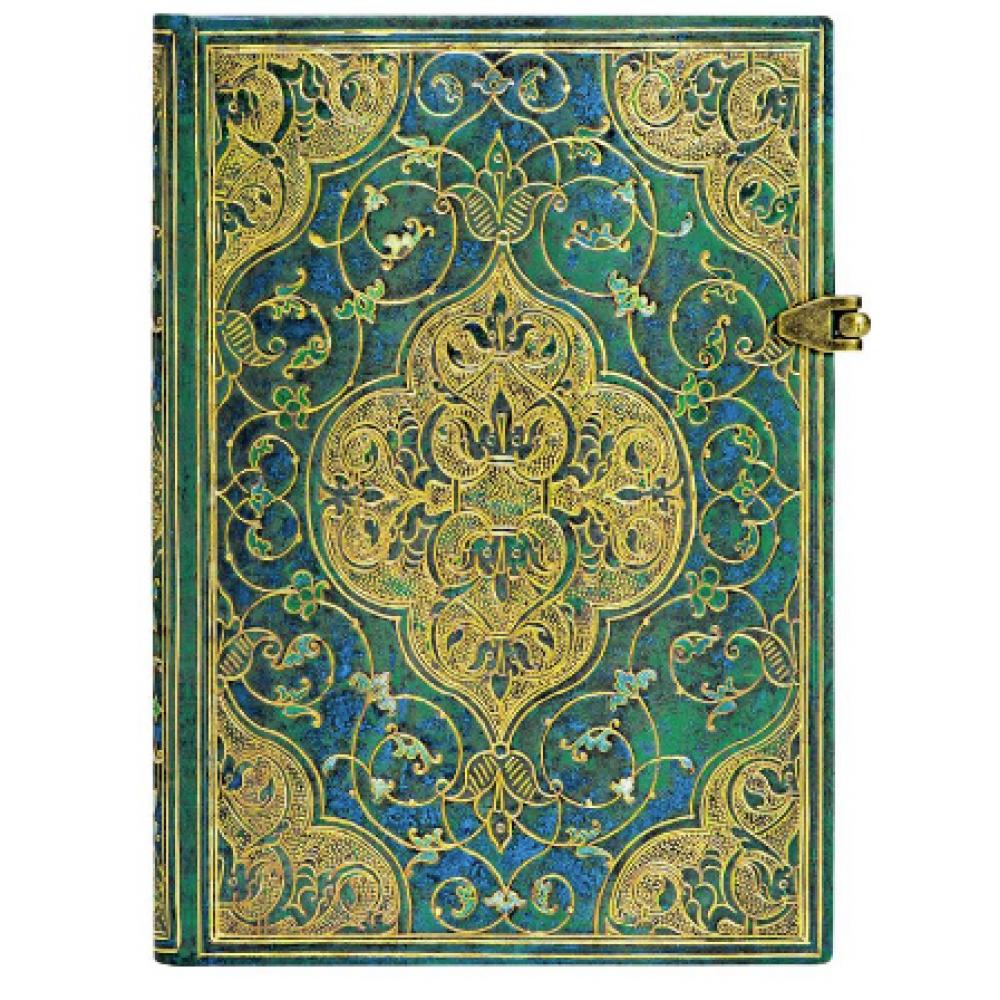 Journal - Midi - Lined - Turqoise Chronicles