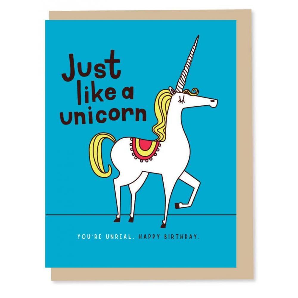 Birthday - Unreal Unicorn