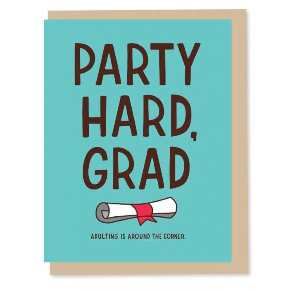 Graduation - Party Hard
