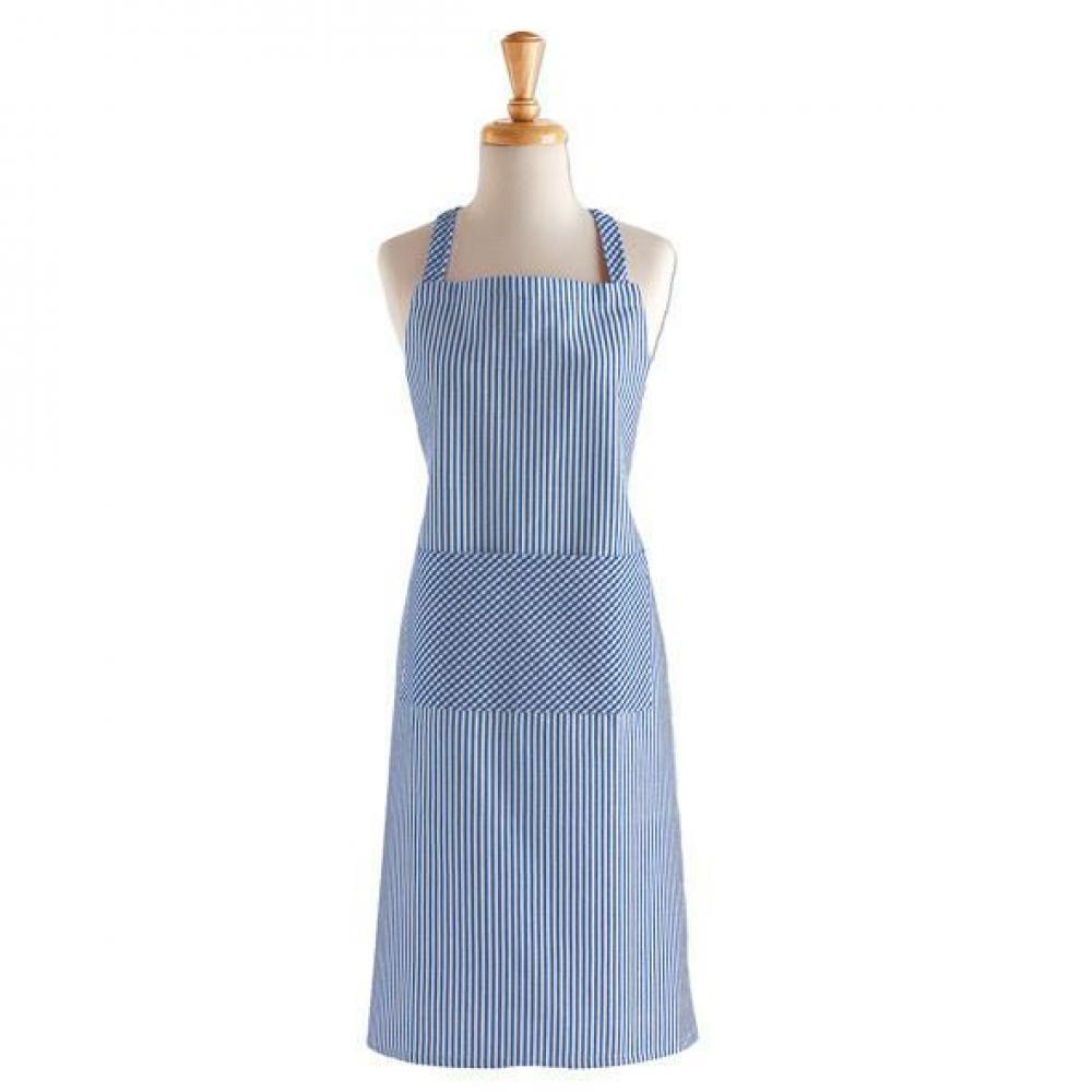 Apron - Chino Chef - Blue Stripe