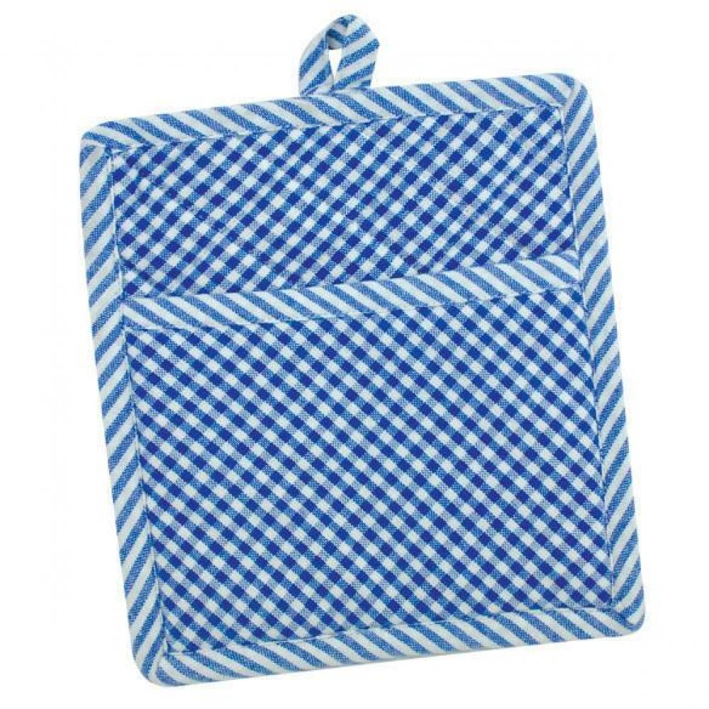 Pot Holder - French Blue
