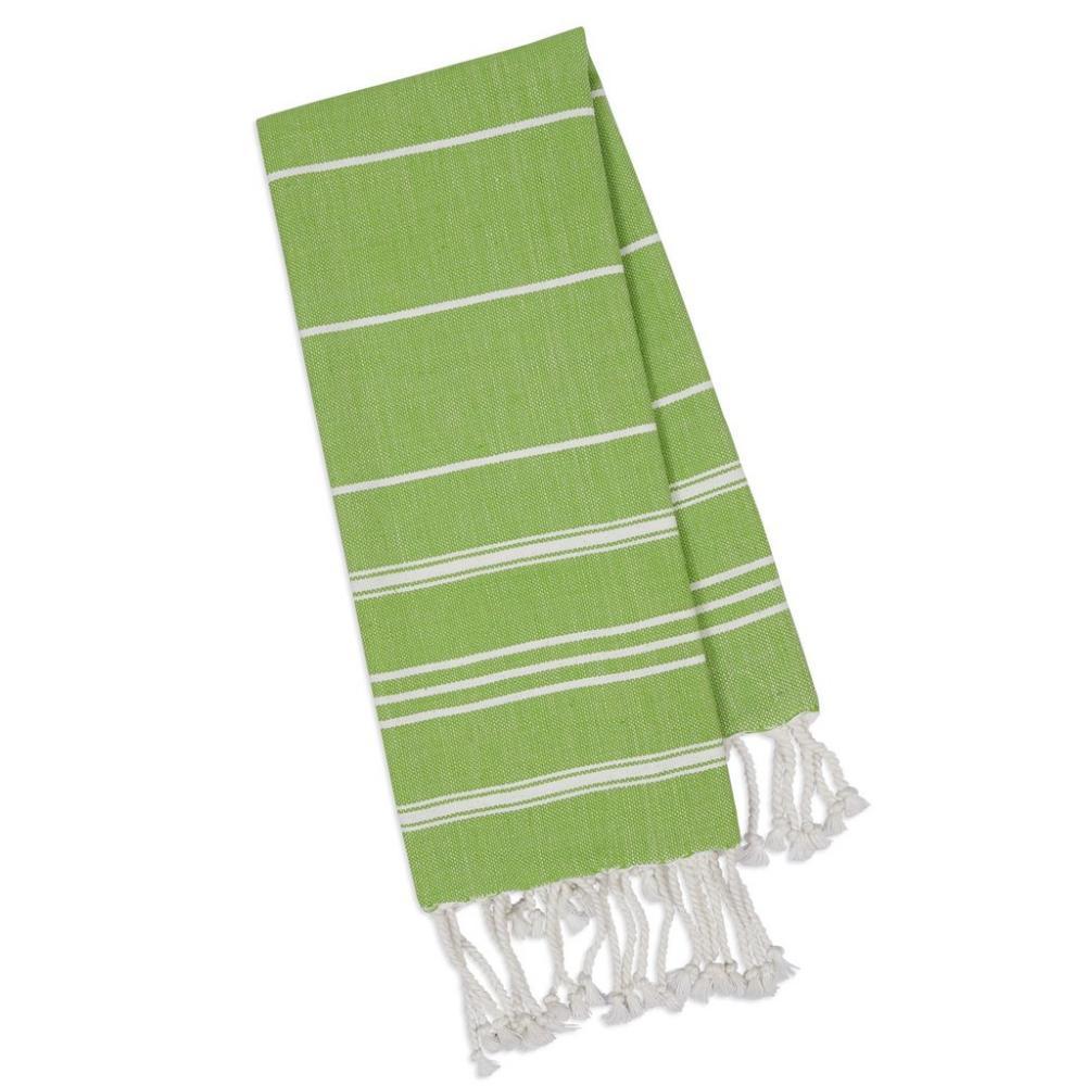 Dish Towel - Fouta Green Apple
