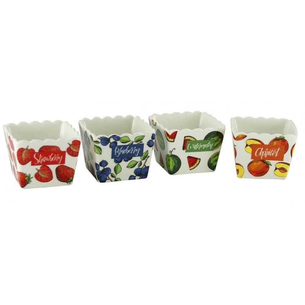 Cake Cups set of 4 2x2x1   {2.99ea}