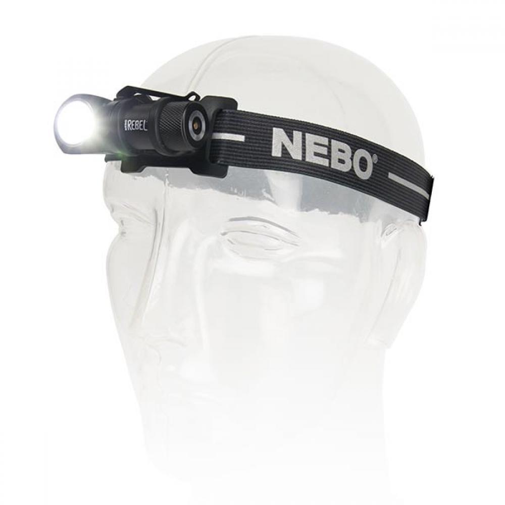 REBEL 600 Lumen Head Lamp - Nebo