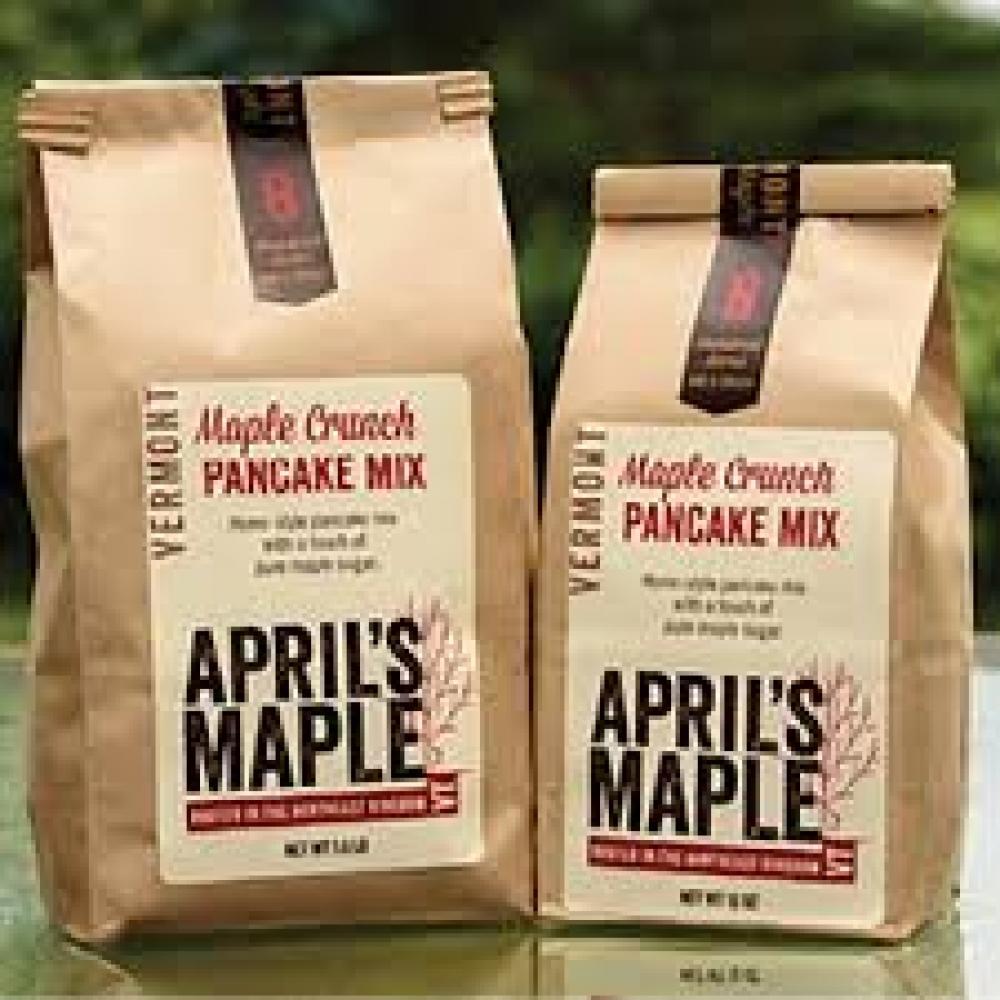Pancake Mix Maple Crunch